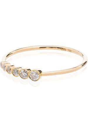 SOPHIE BILLE BRAHE 18kt Pleine De Lune diamond ring