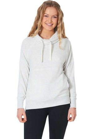 Rip Curl Women Hoodies - Cosy Roll Neck M Marle