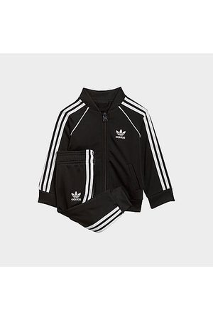 adidas Tracksuits - Kids' Infant and Toddler Originals Adicolor SST Track Suit in / Size 3 Month Polyester/Knit