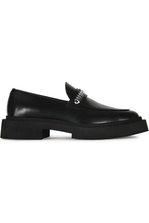 Giuseppe Zanotti Chain-trim detail loafers
