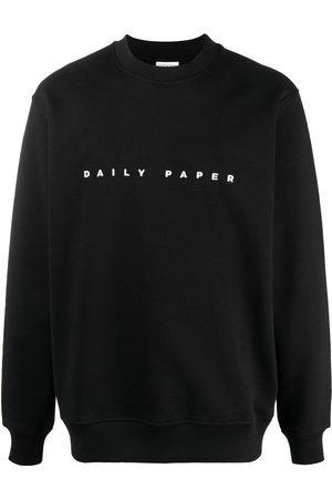 Daily paper Men Sweatshirts - Logo-embroidered sweatshirt