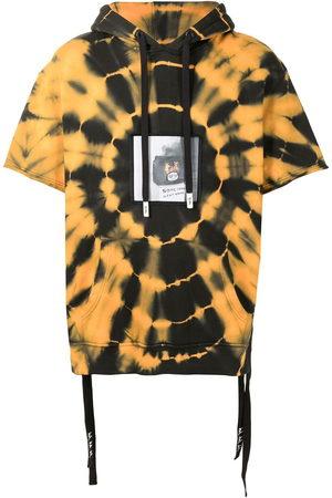 HACULLA Tie-dye short sleeve hoodie