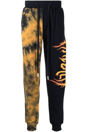 HACULLA Tie-dye print track pants