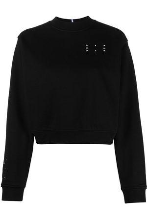 McQ Chest logo print sweatshirt