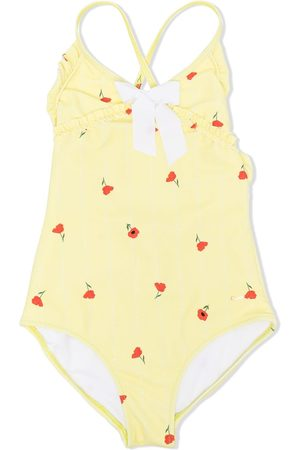 Chloé Floral print swimsuit
