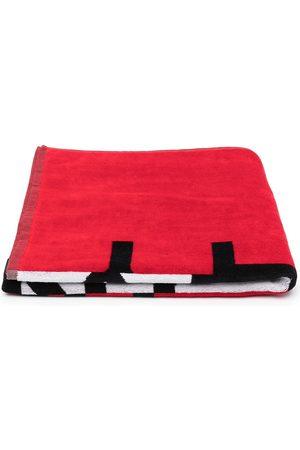 Givenchy Logo-print cotton towel