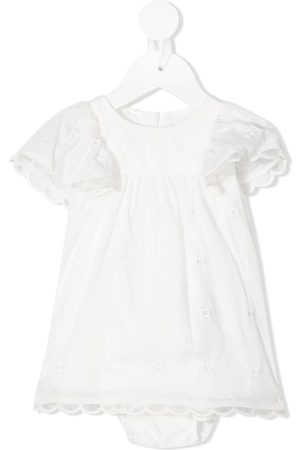 Chloé Lace embroidered dress