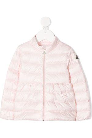 Moncler Logo-patch padded coat