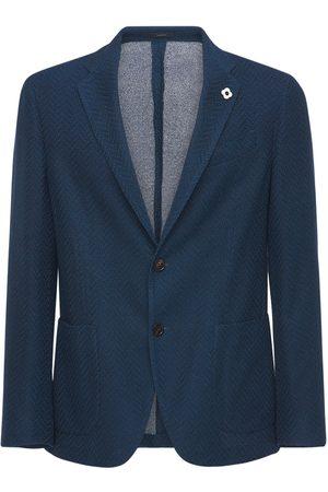 LARDINI Cotton Blend Jacket
