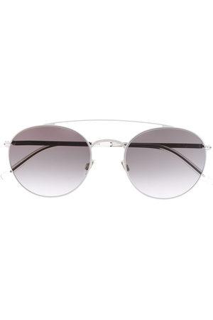 MYKITA Round - Mirrored round-frame sunglasses