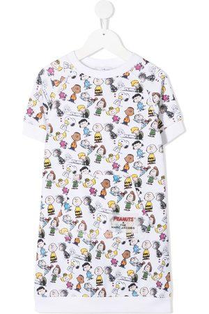 The Marc Jacobs X Peanuts T-shirt dress