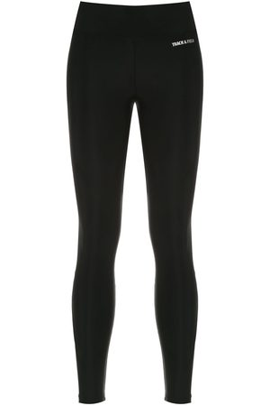 Track & Field Panelled leggings