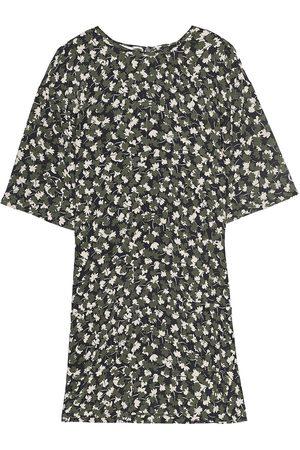 Equipment Women Mini Dresses - Arlinne silk minidress
