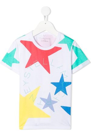Stella McCartney Graphic-print short-sleeve T-shirt