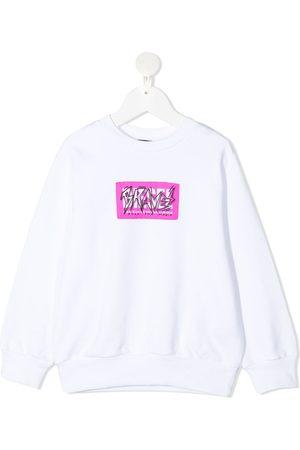 Diesel Brave print sweatshirt