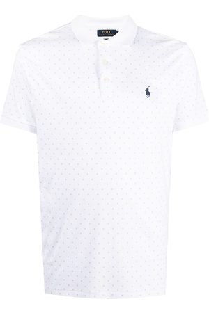 Polo Ralph Lauren Embroidered logo patterned polo
