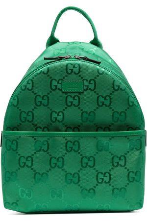 Gucci GG monogram backpack