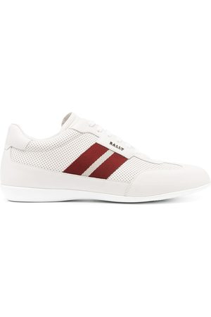 Bally Haldin side-stripe sneakers