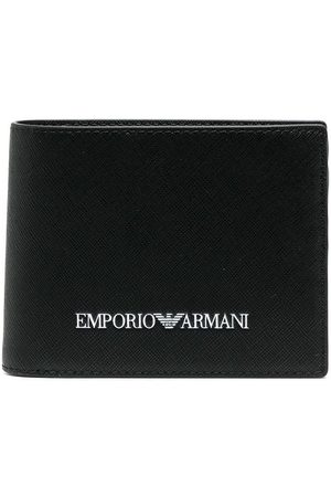Emporio Armani Logo-print billfold wallet