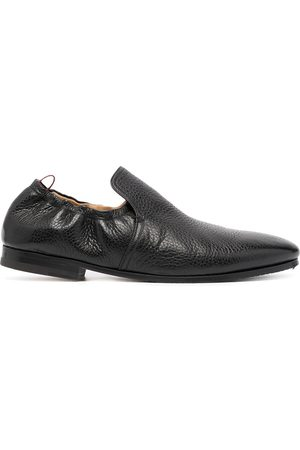 Bally Men Loafers - Planker leather loafers