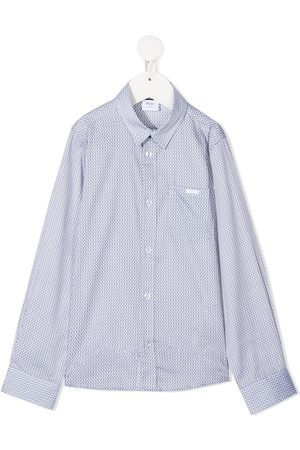 HUGO BOSS Logo-print shirt
