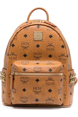 MCM Logo-print backpack