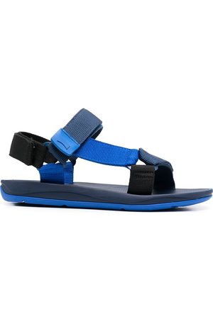 Camper Match touch strap sandals