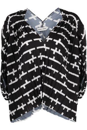 HENRIK VIBSKOV Women Blouses - Jelly Plisse blouse