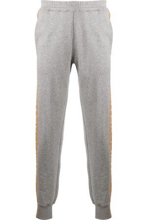 Stella McCartney 23 OBS print track pants - Grey