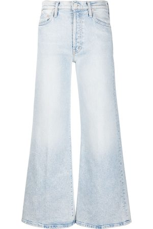 Mother The Tomcat Roller wide-leg jeans