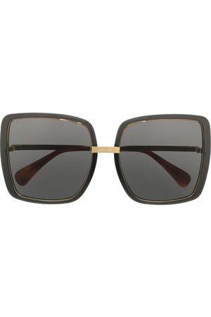 Gucci Square frame sunglasses - Grey