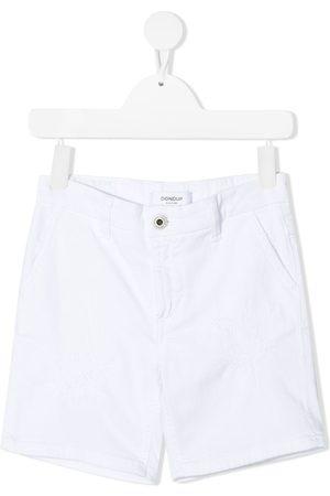 DONDUP KIDS Boys Shorts - High-rise cotton shorts
