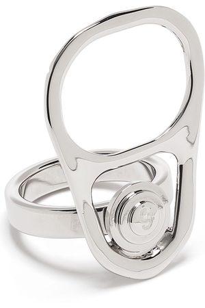 MM6 MAISON MARGIELA Women Rings - Can tab ring