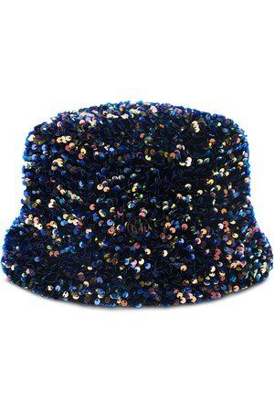 Le Mont St Michel Women Hats - Axel sequin-embellished bucket hat