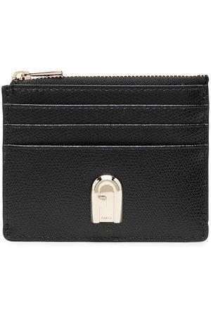 Furla Multiple-pocket leather purse