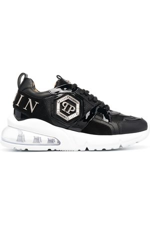 Philipp Plein Hexagon-logo chunky sneakers