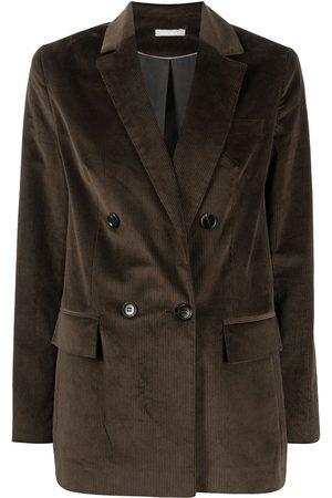 12 STOREEZ Oversized double breasted blazer