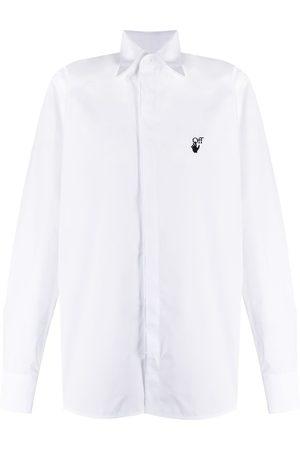 OFF-WHITE Hand Off logo shirt