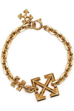OFF-WHITE Women Bracelets - Arrows chain bracelet