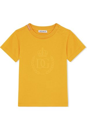 Dolce & Gabbana Logo-print short-sleeve T-shirt