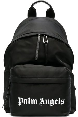 Palm Angels Small logo print backpack