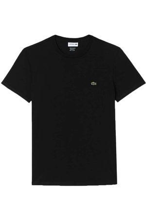 Lacoste Men T-shirts - Th6709 T Shirt S/s XS