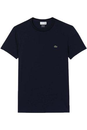 Lacoste Th6709 Short Sleeve T-shirt XS Marine