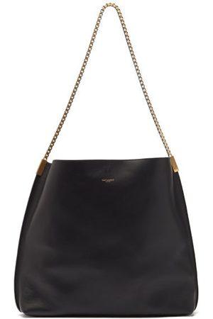 Saint Laurent Suzanne Medium Chain-strap Leather Shoulder Bag - Womens