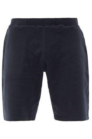 Sunspel Loopback Cotton-jersey Shorts - Mens