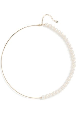 Mateo 14k Not Your Mother'S Pearl Collar Necklace