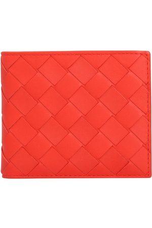 Bottega Veneta Men Wallets - Intrecciato leather wallet
