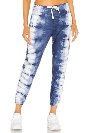 Electric & Rose Rialto Sweatpant in Blue.