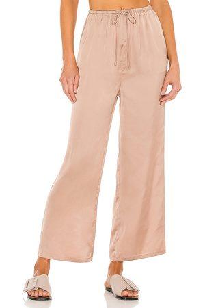 MAJORELLE Women Pants - Kassie Pant in Taupe.