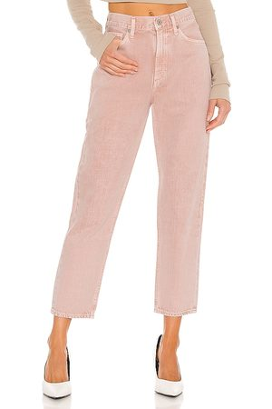 Citizens of Humanity Marlee Relaxed Taper in Blush.